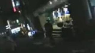 【泥酔レイプ動画】酔いつぶれた女性を公衆トイレに連れ込み強制中出し強姦!
