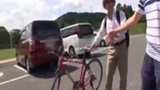 全国縦断 自転車ナンパSEXの旅 千葉編 Mちゃんのパンティとチェキ付き