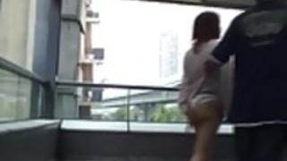 字幕付き日本国民フェラチオと電車の中でストリーキング