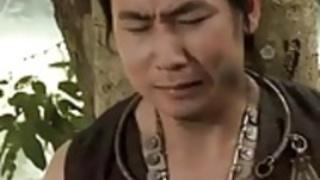 モン族、タイソフトコア映画ワイルドオーキッド1