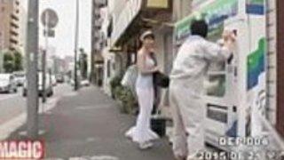 [Jap]私はシーススルーヨガパンツと女の子を攻撃し、彼女は野生の女になった! - フルビデオ:http://JPorn.se/DEP-004