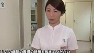 【篠田あゆみ】巨乳ナースがベロチューや性交で治療してくれる夢のようなクリニックw