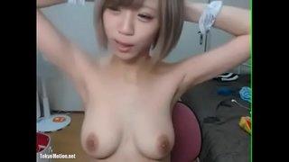 ライブチャットパイパン全裸ダンス